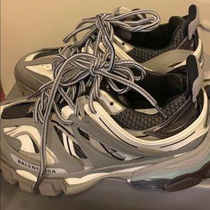 Shoes - balenciaga track sneakers.